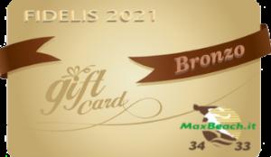 Card Bronzo